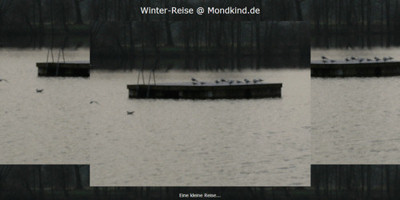 Winter-Reise